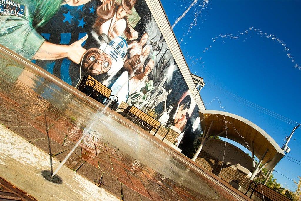 Splash Pad in Hastings MI