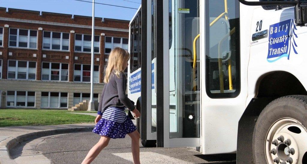 Barry County Transit Hastings MI Website Designer Pixelvine Creative