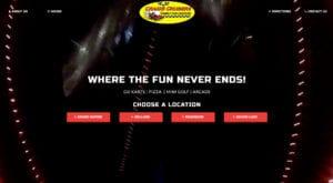 Craig's Cruisers Grand Rapids MI Website Design