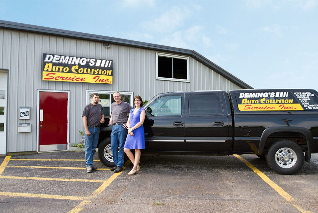 Deming's Auto Collision Hastings MI