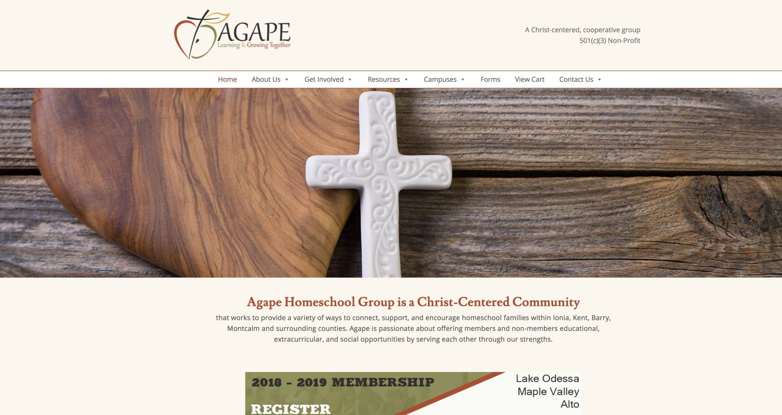 Agape Homeschool Group West Michigan
