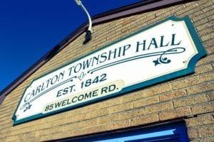 Carlton Township in Hastings MI