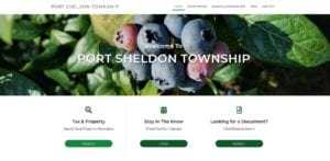 Port Sheldon Township Michigan